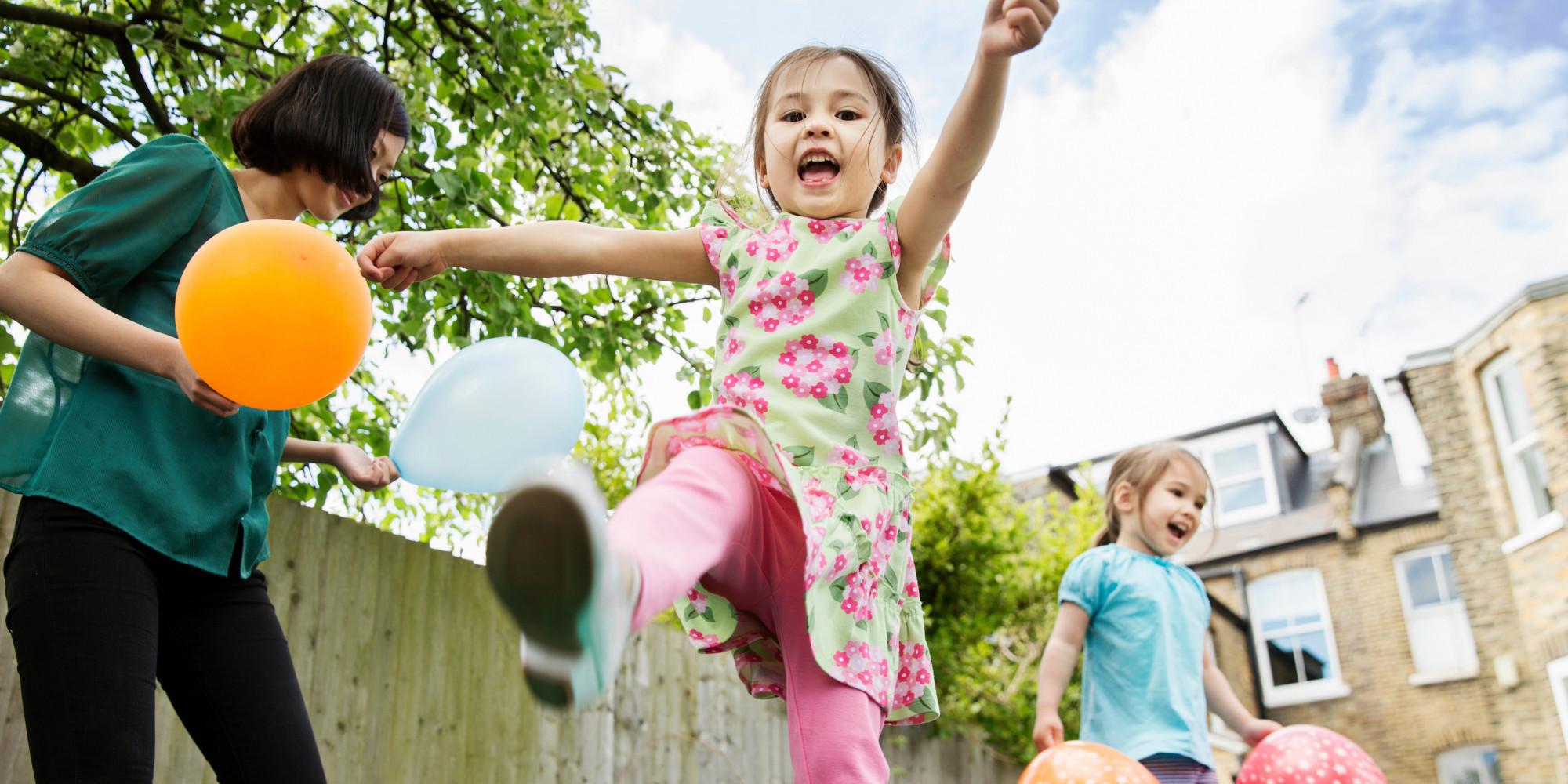 Oyunun Çocuk Gelişimine Etkileri