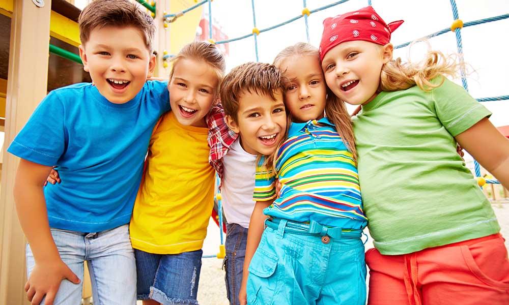 Çocuklarda Arkadaş İlişkileri