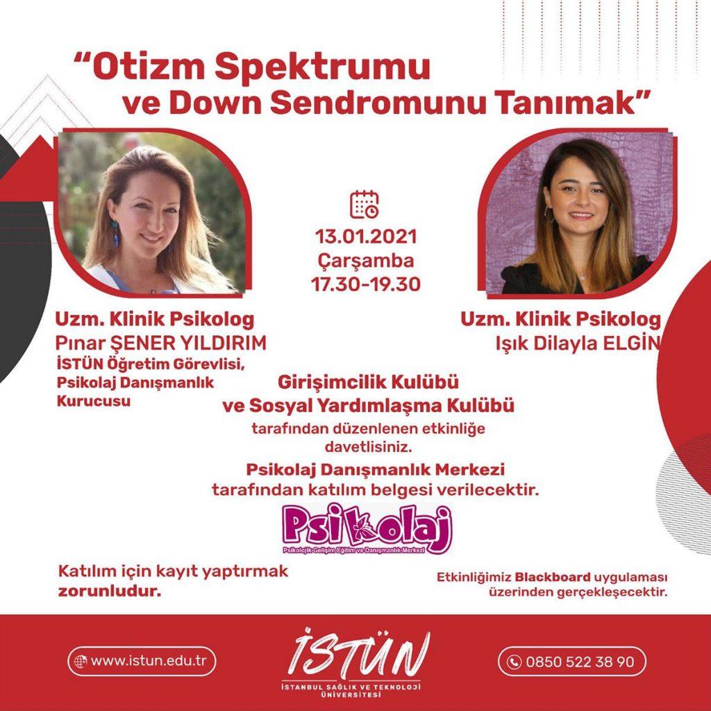Otizm Spektrumu ve Down Sendromunu Tanımak