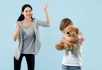 Fiziksel Ceza Çocukta Nasıl Etkilere Yol Açar?
