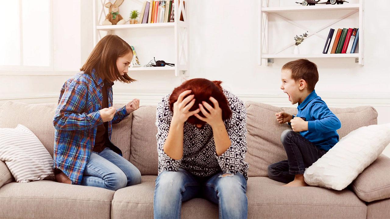 Ebeveynlerde Tükenmişlik
